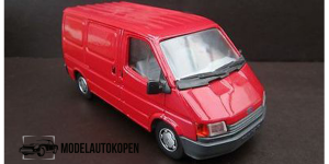 Ford Transit (Rood)