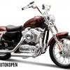 Harley Davidson 2012 XL 1200V Seventy-Two (Rood)