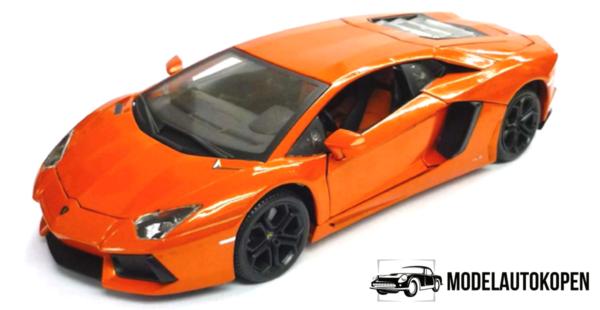 Lamborghini Aventador LP700-4 (Oranje)