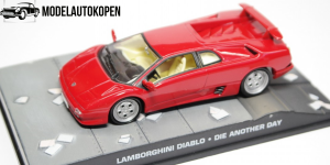 Lamborghini Diablo – Die Another Day (James Bond)