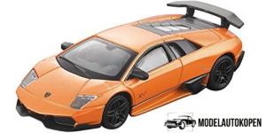 Lamborghini Murciélago LP670-4 SV (Oranje