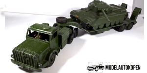 Dinky Toys Thornycroft Mighty Antar + 660 Tank Transporter + 651 Centurion Tank