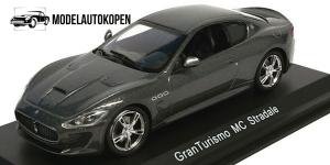 Maserati GranTurismo MC Stradale (Grijs)