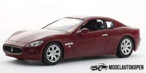 Maserati Granturismo (Rood)