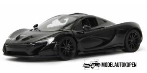 McLaren P1 2017 (Zwart)