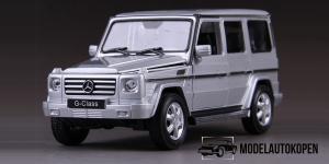 Mercedes-Benz G-Klasse (Zilver)