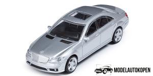 Mercedes-Benz S63 AMG (Zilver)