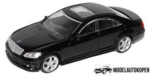 Mercedes-Benz S63 AMG (Zwart)