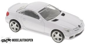 Mercedes-Benz SLK55 AMG (Wit)