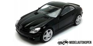 Mercedes-Benz SLK55 AMG (Zwart)