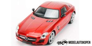 Mercedes-Benz SLS AMG (Rood)