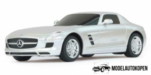 Mercedes-Benz SLS AMG (Zilver)