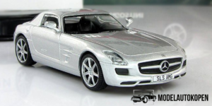 Mercedes SLS AMG (Zilver)