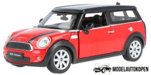 Mini Cooper Clubman (Rood