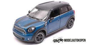 Mini Cooper S Countryman (Blauw)