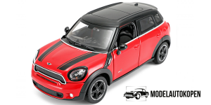 Mini Cooper S Countryman (Rood)