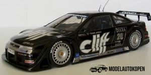 Opel Calibra DTM Design Sketch 1996 (Zwart)