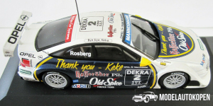Opel Calibra DTM 'Last Race of Keke Rosberg