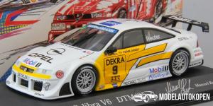 Opel Calibra V6 DTM 1995 Manuel Reuter (Wit)