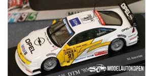 Opel Calibra V6 DTM 1995 Team Joest Ni Amorim (Wit)