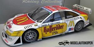 Opel Calibra V6 DTM 1996 H.J.Stuck (Wit)