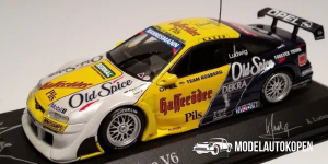 Opel Calibra V6 Team Rosberg 1996 K. Ludwig (Geel