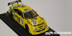 Opel Calibra V6 Team Zakspeed 1996 U. Alzen