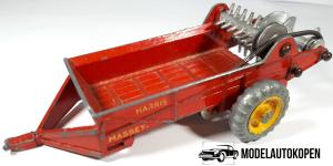 Dinky Toys 27C Manure Spreader