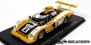 Renault Alpine A442B - Winner Le Mans 1978 (Geel)