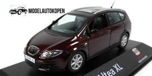 Seat Altea XL (Donker rood)