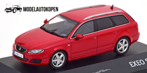Seat Exeo ST (Rood)