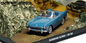 Sunbeam Alpine – Dr No (James Bond)