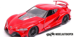 Toyota FT-1 Concept (Rood)