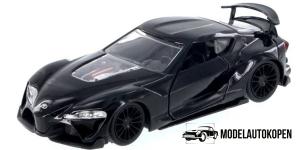 Toyota FT-1 Concept (Zwart)