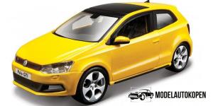 Volkswagen Polo GTI Mark 5 (Geel)