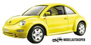 Volkswagen The Beetle (Geel)