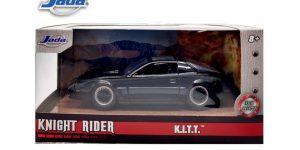 1982 Pontiac Firebird Knightrider K.I.T.T. (Zwart) 1/32 Jada