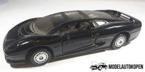 Jaguar XJ220 (Zwart) 1/40 Maisto