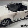 Porsche 911 Carrera Speedster 1989 (Wit) - Shell 1:24