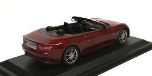 Maserati GranCabrio Sport (Rood) 1/43 Atlas
