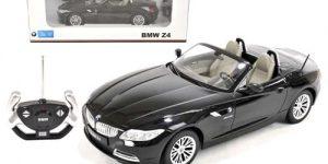 BMW Z4 (Zwart) 1/12 Rastar