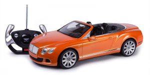 Bentley Continental GT Speed Convertible (Oranje) (50 cm) 1/12 Rastar