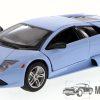 Lamborghini Murciélago LP 640 (Lichtblauw) 1/24 Motor Max
