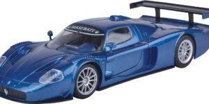 Maserati MC 12 Corsa (Blauw) 1/24 Motor Max