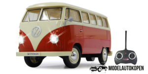 1963 Volkswagen TI Bus (Rood