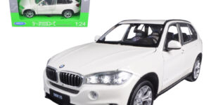 BMW X5 (Wit) 1/24 Welly