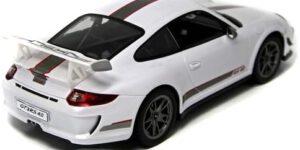 Porsche 911 GT3 RS4.0 (Wit) (Radiografisch Bestuurbaar) 1/18 Jian Feng Yuan Toys