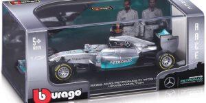 Mercedes AMG Petronas F1 WO5 Hybrid Lewis Hamilton 1/32 Bburago