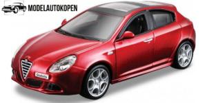 Alfa Romeo Giulietta (Rood)