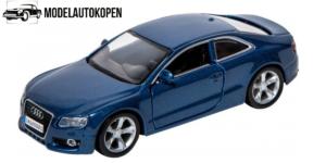 Audi A5 (2010) Blauw